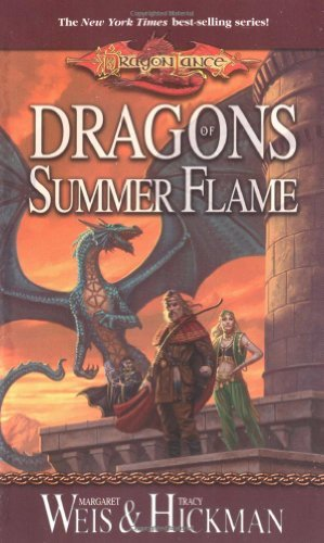 Margaret Weis Dragons Of Summer Flame
