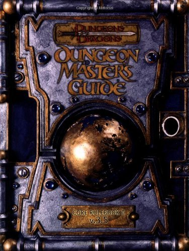 Wizards Of The Coast Dungeon Master's Guide Core Rulebook Ii Dungeons