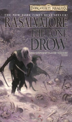 R. A. Salvatore Lone Drow The Forgotten Realms
