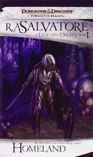 R. A. Salvatore Homeland