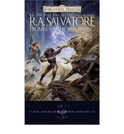 R. A. Salvatore Promise Of The Witch King
