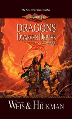 Margaret Weis Dragons Of The Dwarven Depths