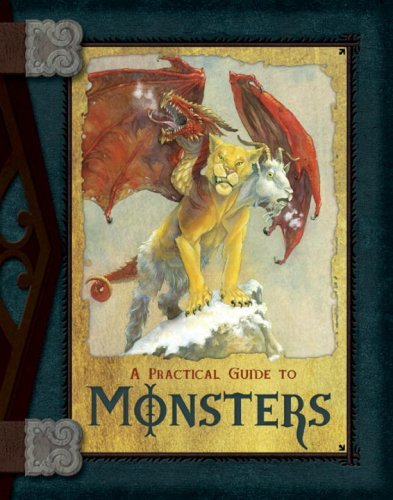 Nina Hess A Practical Guide To Monsters