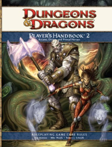 Jeremy Crawford Player's Handbook 2