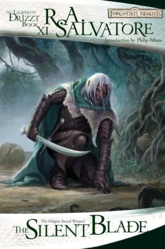 R. A. Salvatore The Silent Blade