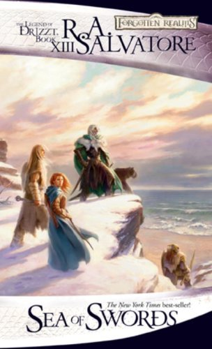 R. A. Salvatore Sea Of Swords