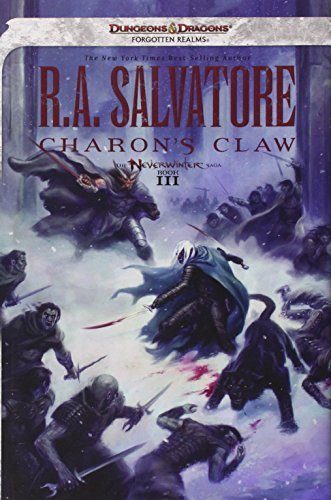 R. A. Salvatore Charon's Claw
