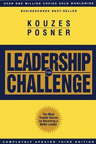James M. Kouzes Leadership Challenge 3rd Edition