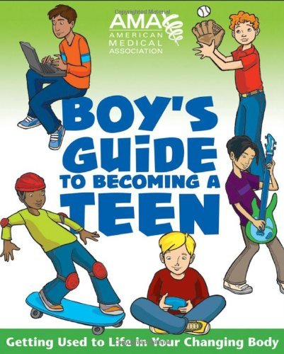 American Medical Association American Medical Association Boy's Guide To Becomi