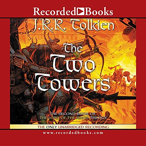 J. R. R. Tolkien Two Towers Book Two In The Lord Of The Rings Trilogy