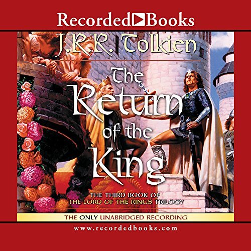 J. R. R. Tolkien Return Of The King Book Three In The Lord Of The Rings Trilogy
