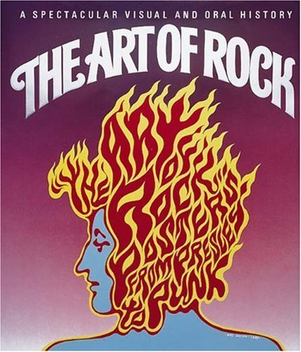 Paul Grushkin The Art Of Rock Posters From Presley To Punk