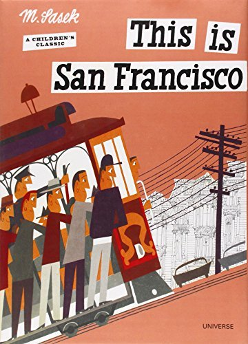 Miroslav Sasek This Is San Francisco