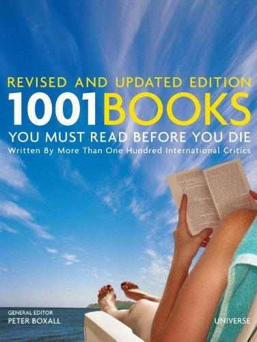 Peter Boxall 1001 Books You Must Read Before You Die Revised Update