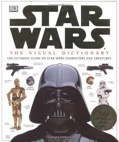 David West Reynolds Star Wars The Visual Dictionary