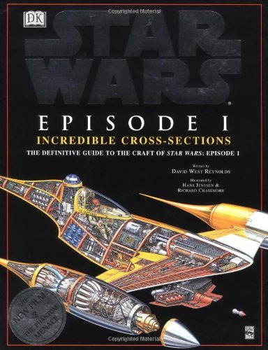 David West Reynolds Star Wars Episode I Incredible Cross Sections
