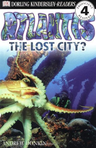Andrew Donkin Dk Readers L4 Atlantis The Lost City?