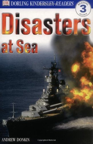 Andrew Donkin Dk Readers L3 Disasters At Sea