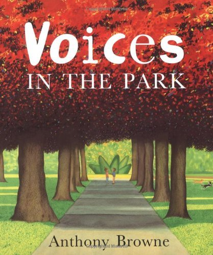 Anthony Browne Voices In The Park