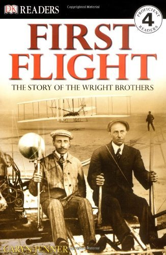Leslie Garrett First Flight The Story Of The Wright Brothers