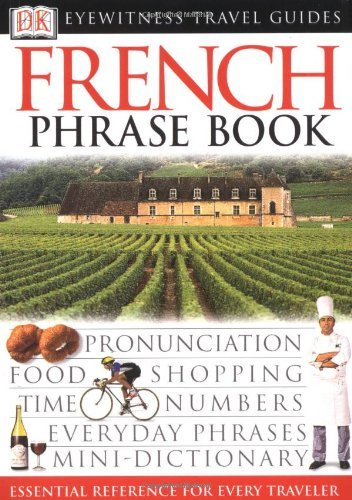 Dk French Phrase Book