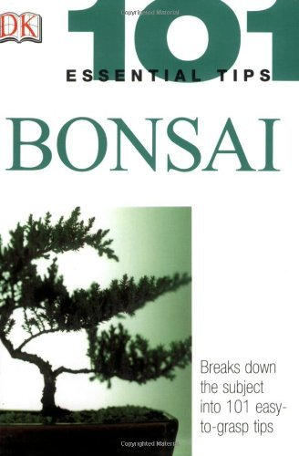 Harry Tomlinson 101 Essential Tips Bonsai