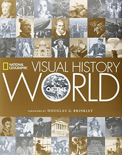 National Geographic National Geographic Visual History Of The World