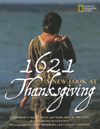 Catherine O'neill Grace 1621 A New Look At Thanksgiving