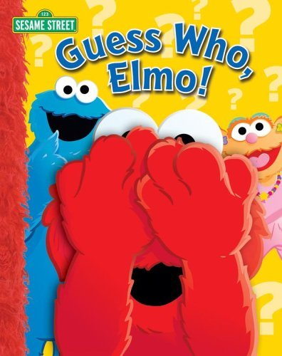 Wendy Wax Sesame Street Guess Who? Elmo