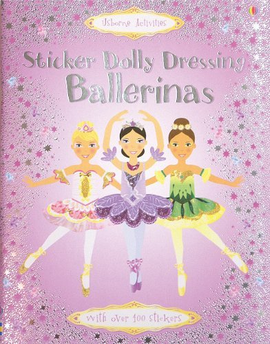Leonie Pratt Ballerinas [with Stickers]