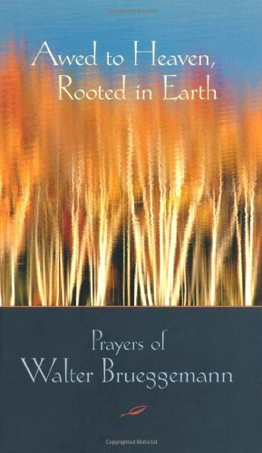 Walter Brueggemann Awed To Heaven Rooted In Earth