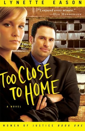 Lynette Eason Too Close To Home