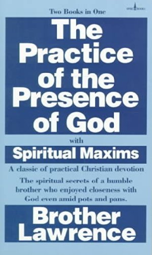 Brother Lawrence Practice Of The Presence Of God The