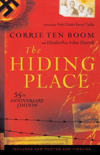 Corrie Ten Boom The Hiding Place 0035 Edition;anniversary