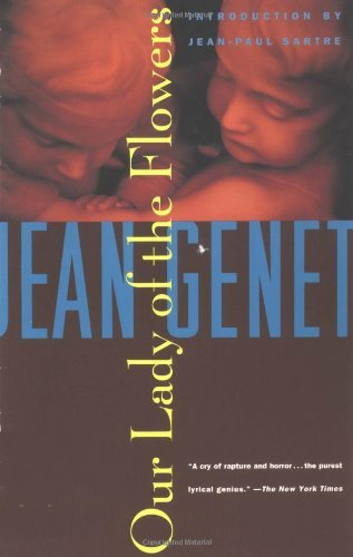 Jean Genet Our Lady Of The Flowers