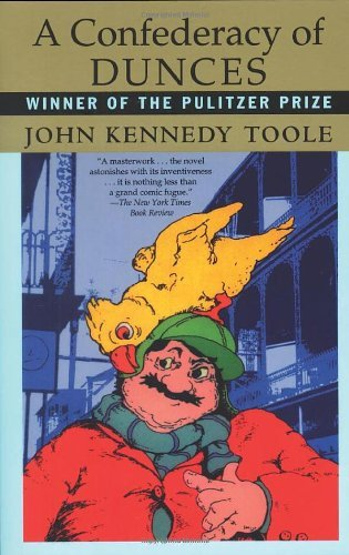 John Kennedy Toole A Confederacy Of Dunces 0020 Edition;anniversary