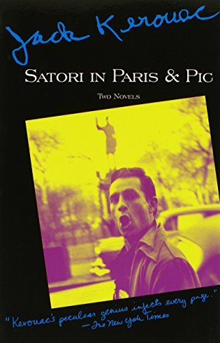 Jack Kerouac Satori In Paris And Pic