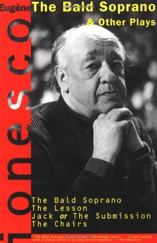 Eugene Ionesco The Bald Soprano And Other Plays