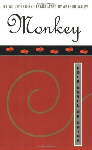 Wu Ch'eng En Monkey Folk Novel Of China