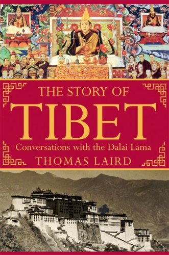 Thomas Laird The Story Of Tibet Conversations With The Dalai Lama