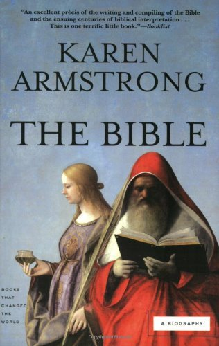 Karen Armstrong Bible The A Biography