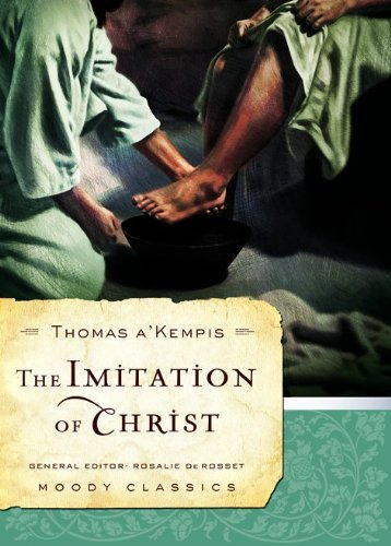 Thomas A'kempis The Imitation Of Christ