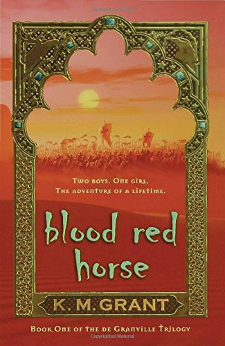 K. M. Grant Blood Red Horse