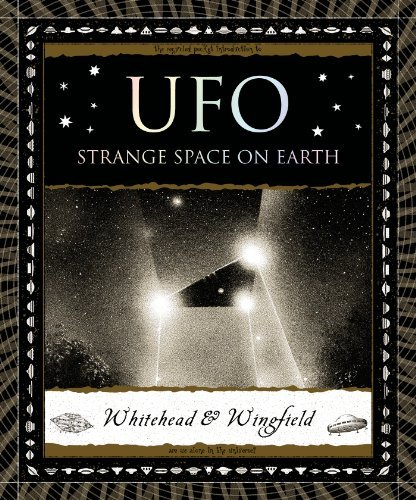 Paul Whitehead Ufo Strange Space On Earth