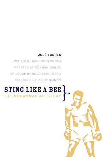 Jose Torres Sting Like A Bee The Muhammad Ali Story
