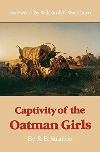 R. B. Stratton Captivity Of The Oatman Girls Pa Revised