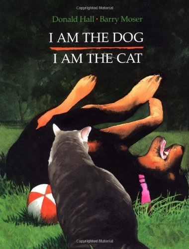 Donald Hall I Am The Dog I Am The Cat
