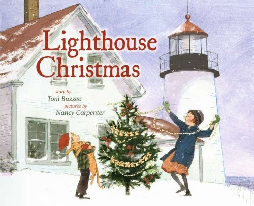 Toni Buzzeo Lighthouse Christmas