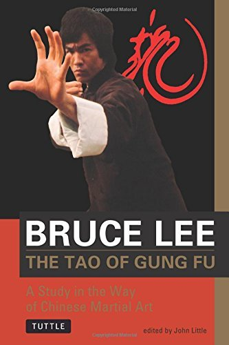 Bruce Lee Bruce Lee The Tao Of Gung Fu A Study In The Way Of Chinese Martial Art Original