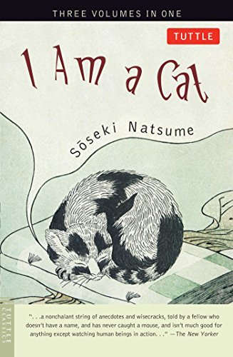 Soseki Natsume I Am A Cat Bilingual